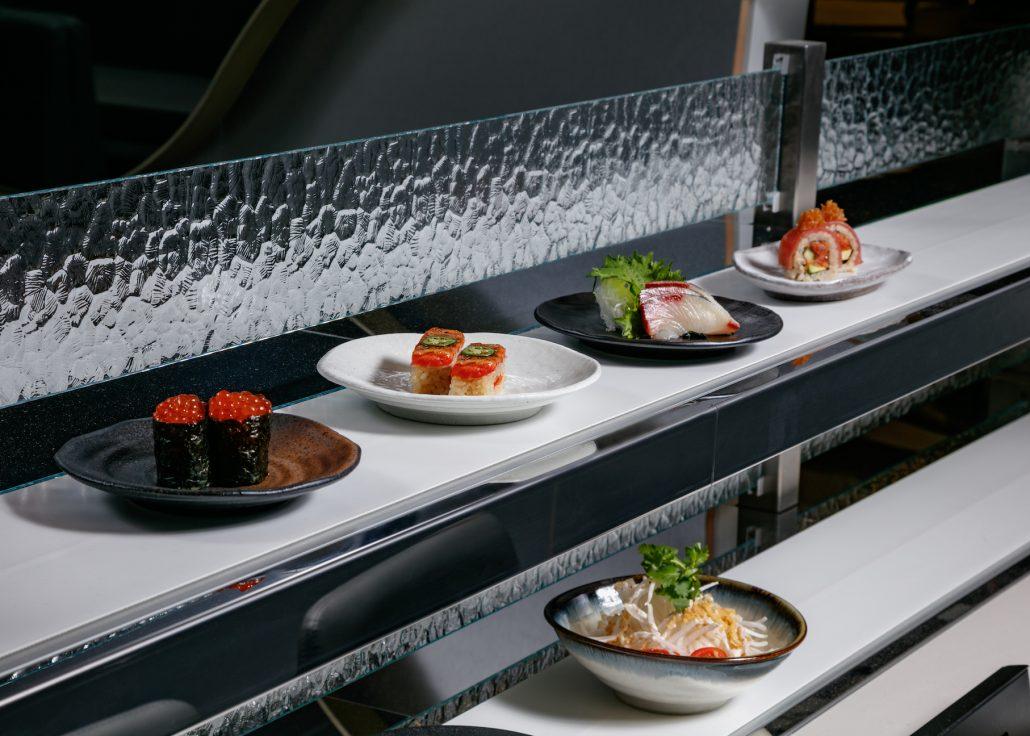 TORA, Toronto, Yorkdale, Aburi sushi, Aburi sushi laneway, sushi laneway