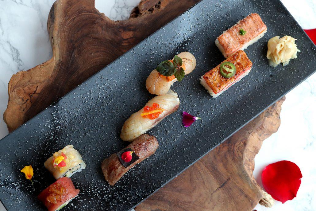 Aburi Sushi Selection